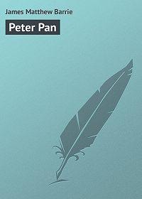 James Matthew -Peter Pan