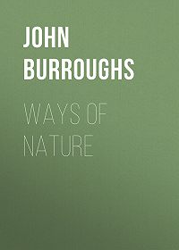 John Burroughs -Ways of Nature