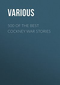Various -500 of the Best Cockney War Stories