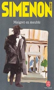 Жорж Сименон -Мегрэ в меблированных комнатах