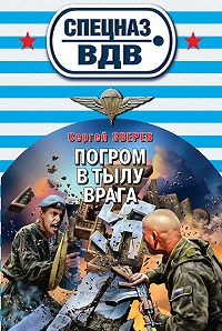 Сергей Зверев -Погром в тылу врага