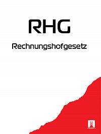 Österreich -Rechnungshofgesetz – RHG