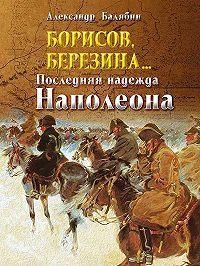 Александр Балябин -Борисов, Березина… Последняя надежда Наполеона