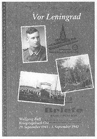 Вольфганг Буфф -Под Ленинградом. Военный дневник