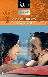 Amy Andrews -Ji tai padarė!