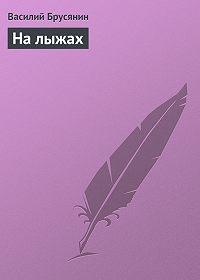 Василий Брусянин -Налыжах