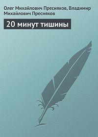 Владимир Пресняков, Олег Пресняков - 20 минут тишины