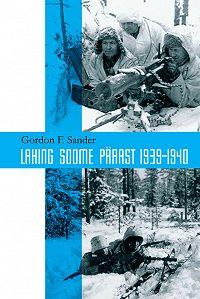 Gordon Sander -Lahing Soome pärast 1939-1940