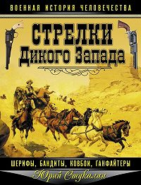 Юрий Стукалин -Стрелки Дикого Запада – шерифы, бандиты, ковбои, «ганфайтеры»