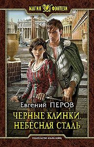 Евгений Перов -Черные клинки. Небесная сталь