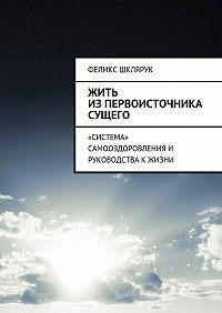 Феликс Шклярук -Жить изПервоисточника Сущего. «Система» самооздоровления и руководства к жизни