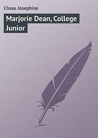 Chase Josephine -Marjorie Dean, College Junior