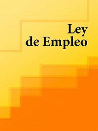 Espana -Ley de Empleo