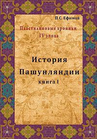 Павел Ефимов - История Пашунляндии