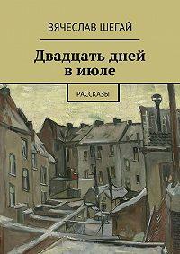 Вячеслав Шегай -Двадцать дней виюле. Рассказы