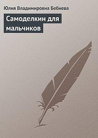 Юлия Владимировна Бебнева -Самоделкин для мальчиков