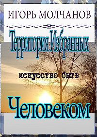 Игорь Молчанов -Территория избранных. Искусство быть человеком