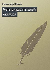Александр Шохов -Четырнадцать дней октября