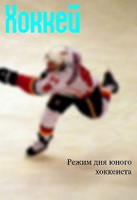 Илья Мельников -Режим дня юного хоккеиста