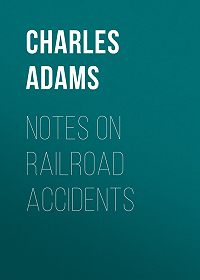 Charles Adams -Notes on Railroad Accidents