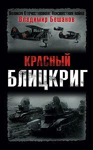 Владимир  Бешанов -Красный блицкриг