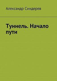 Александр Синдерев -Туннель. Начало пути