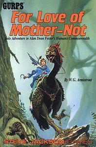 Алан Фостер - Ради любви к не-матери
