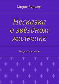 Мария Буркова -Несказка озвёздном мальчике. Рыцарский роман