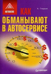 Алексей Гладкий -Как обманывают в автосервисе