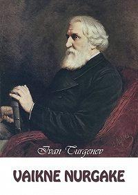 Ivan Turgenev -Vaikne nurgake