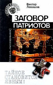 Виктор  Левашов - Заговор патриотов (Провокация)
