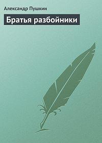Александр Пушкин - Братья разбойники