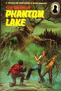 Уильям Арден - Тайна озера призраков