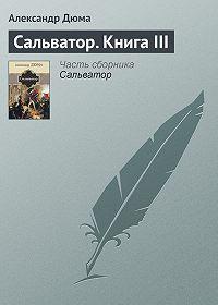 Александр Дюма - Сальватор. Книга III