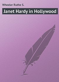 Ruthe Wheeler -Janet Hardy in Hollywood