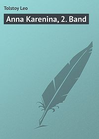 Leo Tolstoy -Anna Karenina, 2. Band