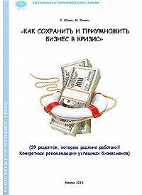 Николай Химич, Сергей Юдин - Как сохранить и приумножить бизнес в кризис. 39 рецептов, которые реально работают!