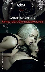 Sarah Mayberry -Karštos naktys kitoje pasaulio pusėje