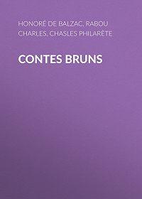 Honoré de -Contes bruns