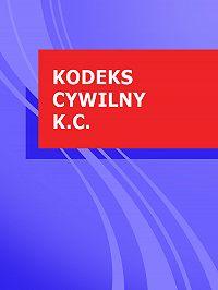 Polska - Kodeks cywilny k.c.