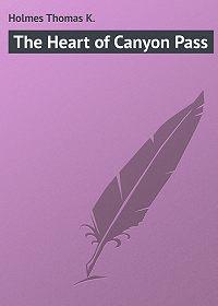 Thomas Holmes -The Heart of Canyon Pass