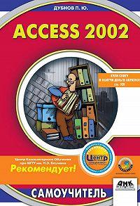 Павел Юрьевич Дубнов - Access 2002: Самоучитель