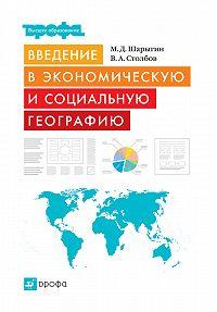 Михаил Дмитриевич Шарыгин, Вячеслав Алексеевич Столбов - Введение в экономическую и социальную географию
