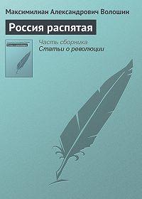 Максимилиан Александрович Волошин -Россия распятая