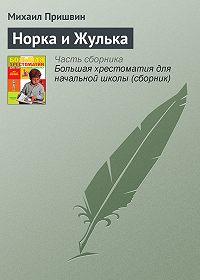 Михаил Пришвин -Норка и Жулька
