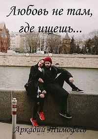 Аркадий Тимофеев -Любовь нетам, гдеищешь… Роман