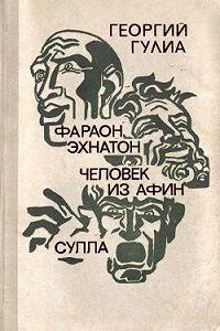 Георгий Гулиа -Человек из Афин