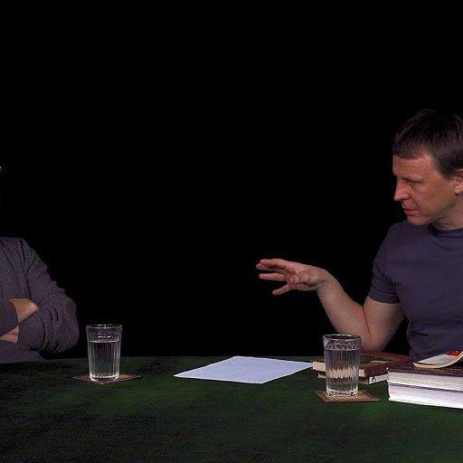 Павел Перец о Халтурине и взрыве в Зимнем дворце