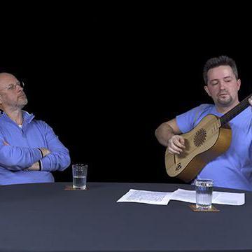 Дмитрий Черевко про испанскую гитару