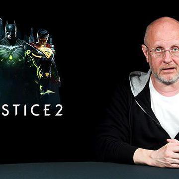 Injustice 2, Destiny 2 и кровавая гэбня в Сибири 3